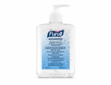 Hånddesinfektion gel 500 ml Purell